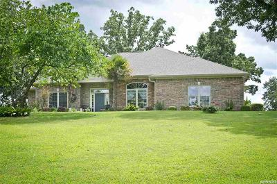 Hot Springs Single Family Home For Sale: 384 Lakeland Dr