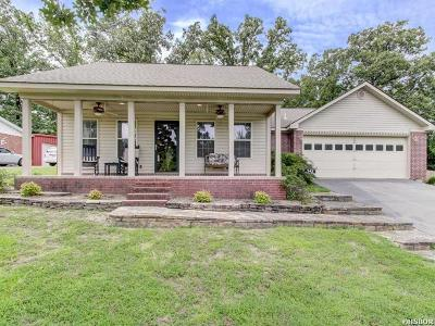 Hot Springs Single Family Home For Sale: 142 Buster Reed Dr