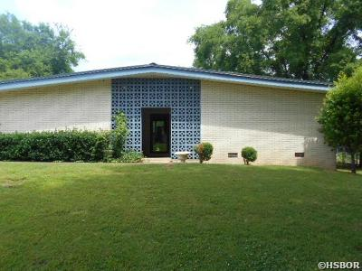 Hot Springs Single Family Home For Sale: 203 Shawnee