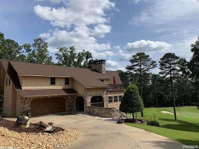 Hot Springs Single Family Home For Sale: 141 Cifuentes Way