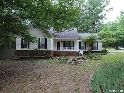 Hot Springs Single Family Home For Sale: 103 Apollo Ct