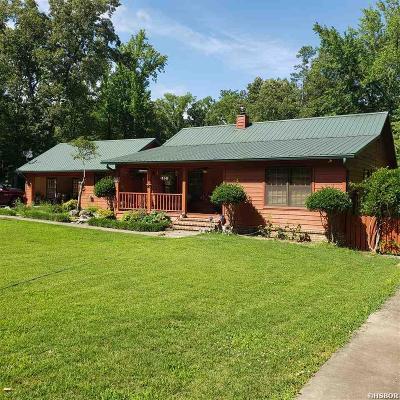 Mt. Ida Single Family Home For Sale: 232 N Pine