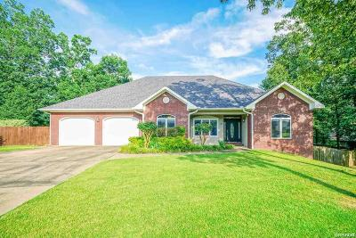 Hot Springs Single Family Home For Sale: 215 Starboard Cir