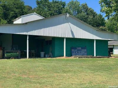 Garland County Commercial For Sale: 3505 Malvern Rd