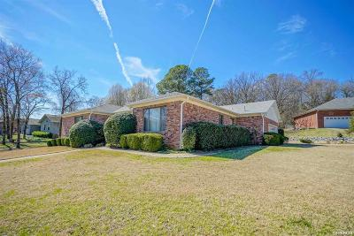 Hot Springs Single Family Home For Sale: 207 Quail Creek Rd