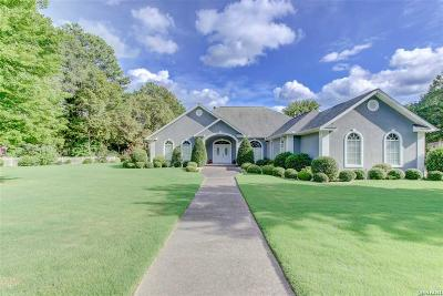 Hot Springs Single Family Home For Sale: 118 Shore Acres Dr