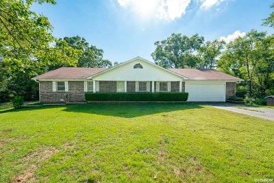 Hot Springs Single Family Home For Sale: 575 Blacksnake Rd