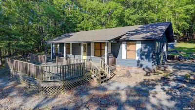 Garland County Single Family Home For Sale: 208 Peaceful View Ct