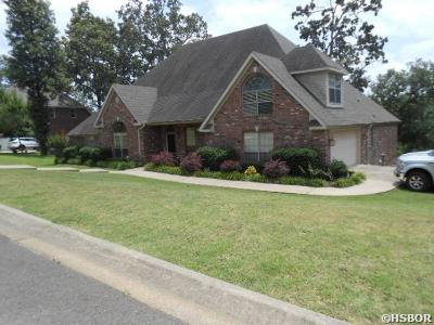 Hot Springs Single Family Home For Sale: 100 Robertsridge