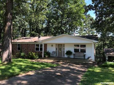 Hot Springs Single Family Home For Sale: 295 Chappel Hill Rd
