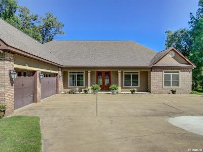 Hot Springs Single Family Home For Sale: 1116 Rock Creek Rd