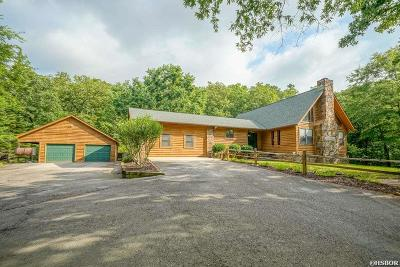 Garland County Single Family Home For Sale: 289 Sunshine Village Sq