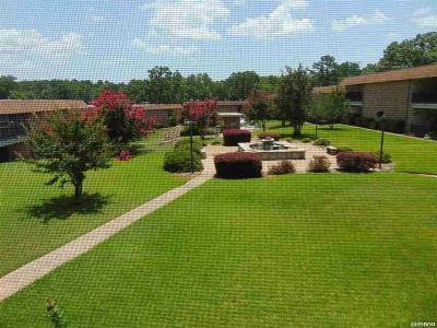 Garland County Condo/Townhouse For Sale: 1135-B Twin Points Rd