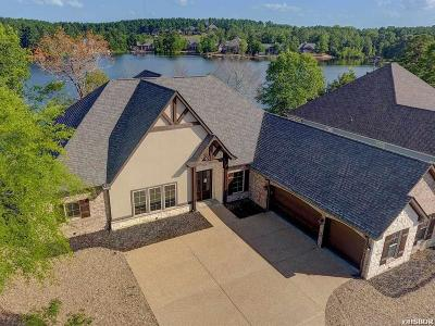 Bismarck, Fountain Lake, Glenwood, Hot Springs Village, Magnet Cove, Malvern Single Family Home Active - Contingent: 44 Linares Lane