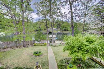 Hot Springs Single Family Home Active - Contingent: 383 Kaufman