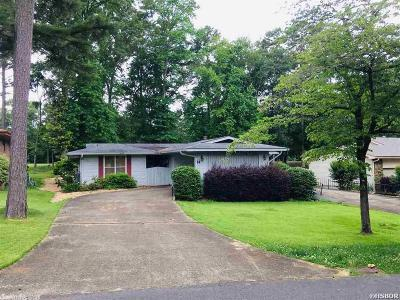 Hot Springs Village Single Family Home For Sale: 14 Sonora Way