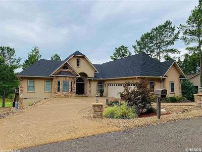 Hot Springs Village Single Family Home For Sale: 6 Forjador Ln