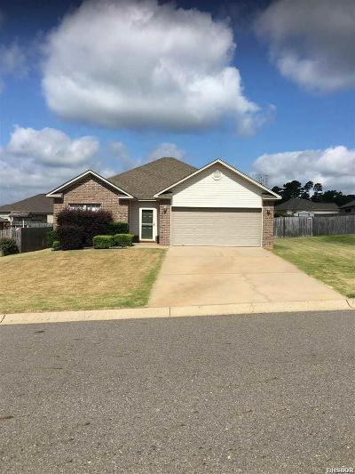 Garland County Single Family Home Active - Contingent: 273 Durham Loop