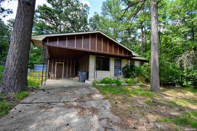 Hot Springs Single Family Home For Sale: 212 Meadow
