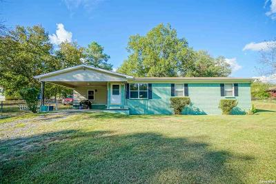 Pearcy Single Family Home For Sale: 222 Music Drive