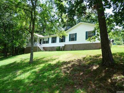 Hot Springs Single Family Home For Sale: 346 Diamondhead Dr