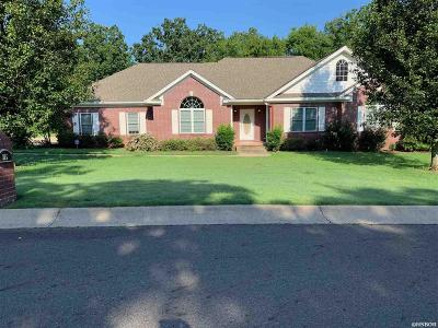 Hot Springs Single Family Home Back On Market: 115 High Meadow Lp