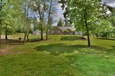 Garland County Single Family Home For Sale: 435 Coachlight Rd