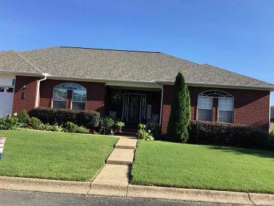 Hot Springs AR Single Family Home For Sale: $267,500