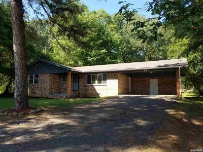 Hot Springs Single Family Home For Sale: 3349 Malvern Rd