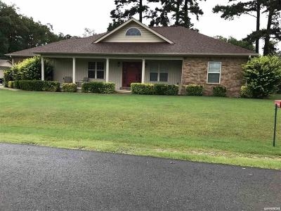 Hot Springs Single Family Home For Sale: 132 Pogue Ln