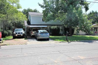 Hot Springs Single Family Home For Sale: 1107 Summer St