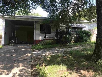 Hot Springs Single Family Home For Sale: 822 Summer St