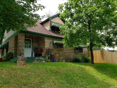 Hot Springs Single Family Home For Sale: 400 Bayles