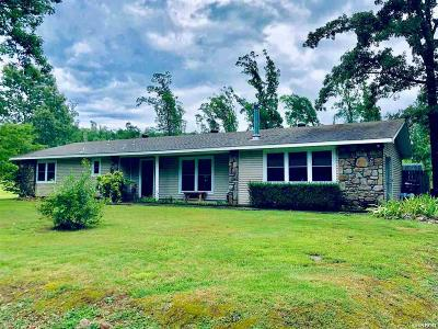Hot Springs AR Single Family Home For Sale: $172,900