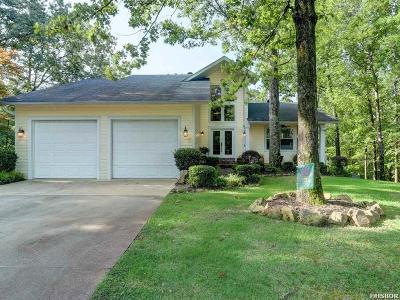 Hot Springs Single Family Home For Sale: 125 Osprey Pt