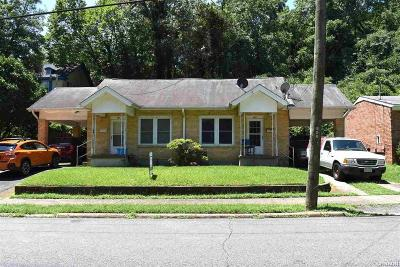 Hot Springs Multi Family Home For Sale: 207 Holly