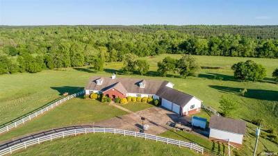 Bonnerdale Single Family Home For Sale: 1325 Caddo Gap Road