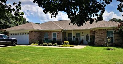 Hot Springs AR Single Family Home For Sale: $214,900