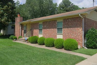 Hot Springs AR Single Family Home For Sale: $92,500