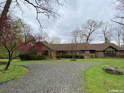 Bonnerdale, Hot Springs, Hot Springs Nat'l Park, Pearcy Single Family Home For Sale: 190 Heritage Dr