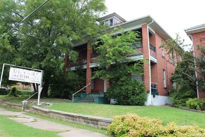 Garland County Multi Family Home Active - Contingent: 430 - 440 Orange