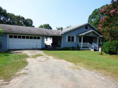 Bismarck, Fountain Lake, Glenwood, Hot Springs Village, Magnet Cove, Malvern Single Family Home For Sale: 5309 Hickory Grove Road