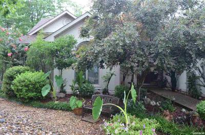 Bismarck, Fountain Lake, Glenwood, Hot Springs Village, Magnet Cove, Malvern Single Family Home For Sale: 50 Gerante Way