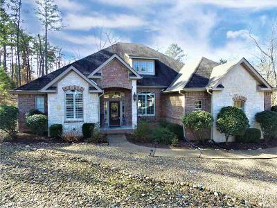 Bismarck, Fountain Lake, Glenwood, Hot Springs Village, Magnet Cove, Malvern Single Family Home For Sale: 16 Oro Way