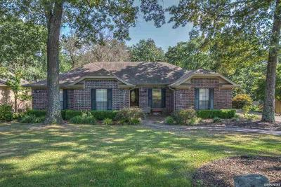 Garland County Single Family Home Active - Contingent: 135 Clairmoor Court