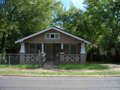 Single Family Home For Sale: 413 Alcorn