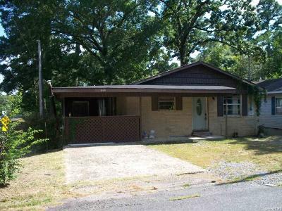 Single Family Home For Sale: 610 Euclid Street