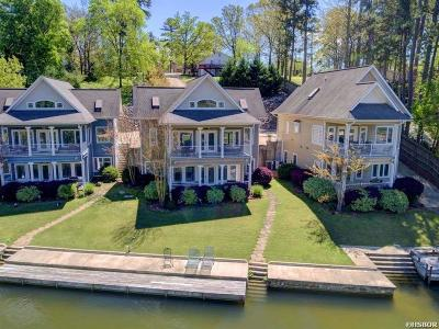 Single Family Home For Sale: 120,121, & 122 Chesapeake Cove