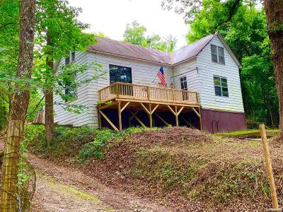Garland County Single Family Home Active - Contingent: 201 Hillcrest