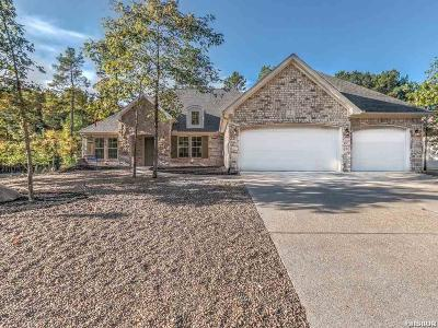 Bismarck, Fountain Lake, Glenwood, Hot Springs Village, Magnet Cove, Malvern Single Family Home For Sale: 3 Panorama Drive